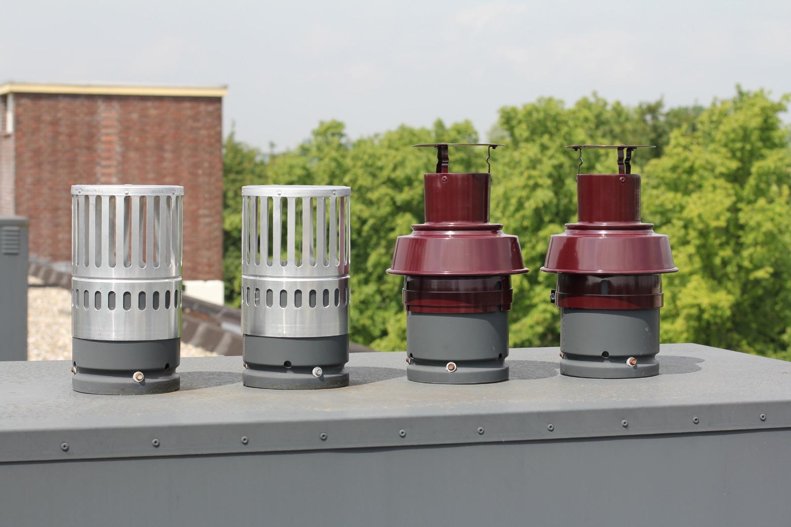 Ventilaitietechniek ventilatie